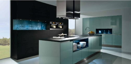 Acrylic Kitchen Doors The Ultimate Gloss Kitchen