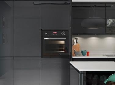 Anthracite Gloss Kitchen