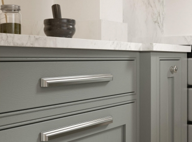 Bespoke Kitchen Grey