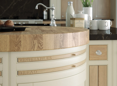 Bespoke Kitchen Ivory
