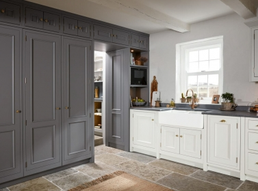 Bespoke Kitchen Mid Grey