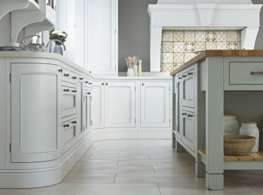 Bespoke Kitchen White