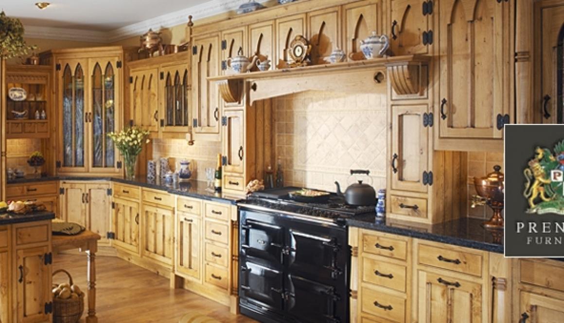 Bespoke kitchen Cathedral Oak