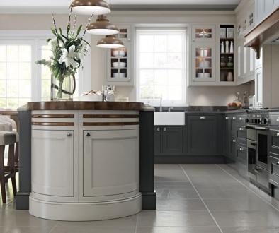 Bespoke shaker kitchens