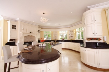 Bespoke Kitchen Cream
