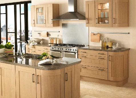 Budget Kitchens Wood