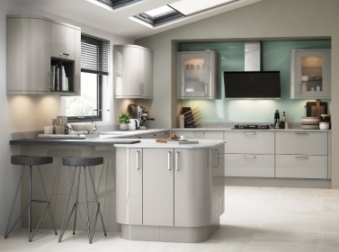 Cashmere Gloss Kitchen