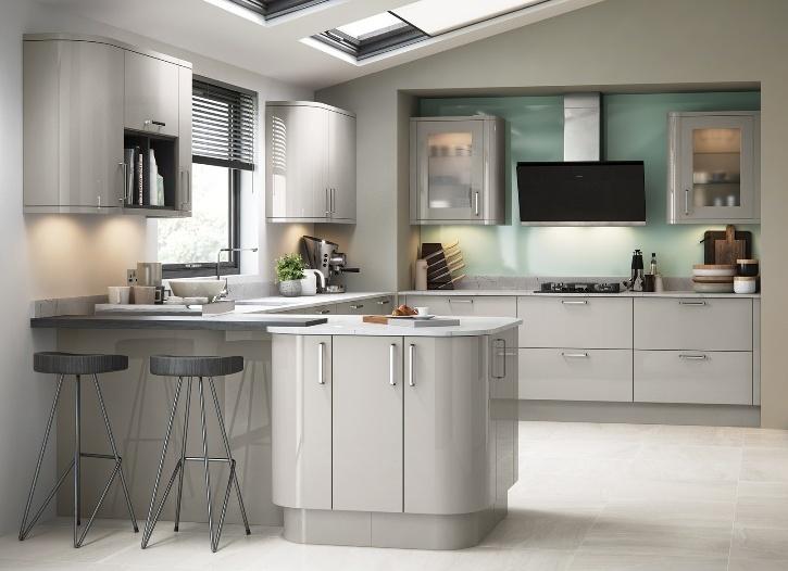 Cashmere Gloss Kitchen