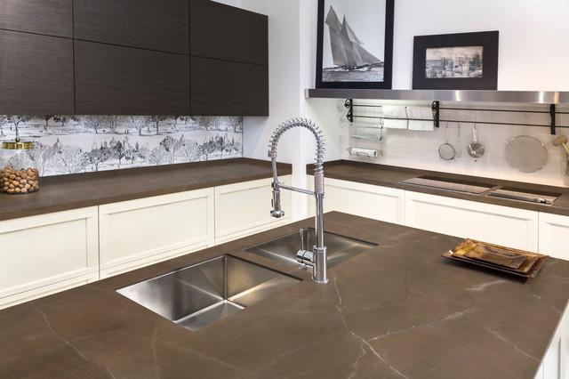Ceramic worktops a viable alternative to granite and quartz for Ceramic arbeitsplatte