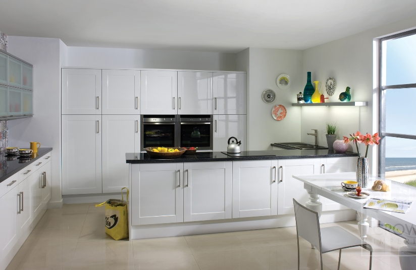 modern classics classical kitchens with a modern twist - Classic Contemporary Kitchens