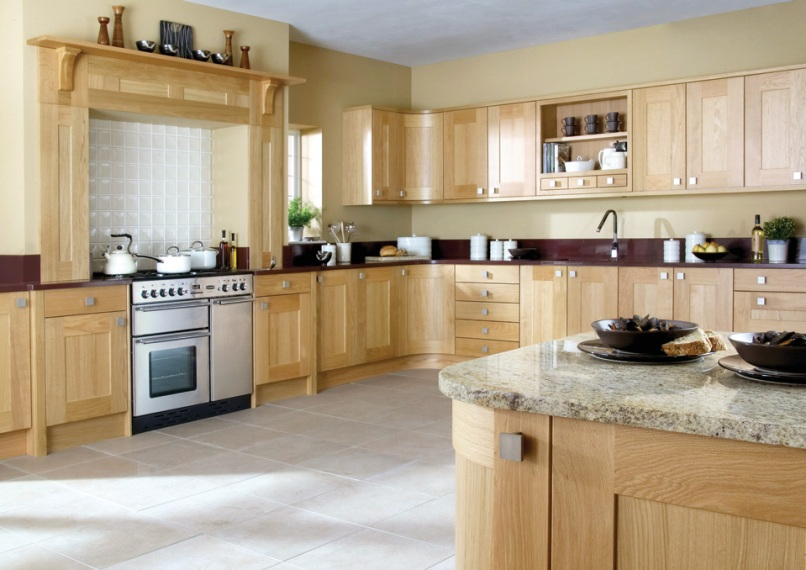 Classical kitchens with a modern twist 8