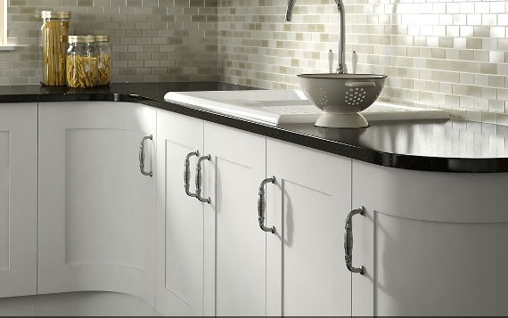New smooth painted shaker kitchens launched by stori for Best value kitchen cabinets uk