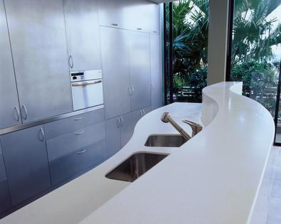 Corian Worktops Shape 3