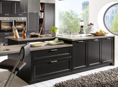 Country Kitchen Black