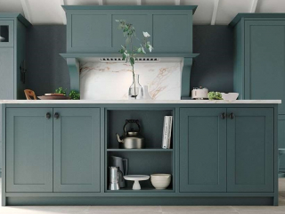Country Kitchen Green
