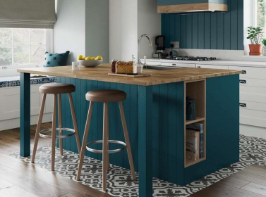 Country Kitchen Marine Blue