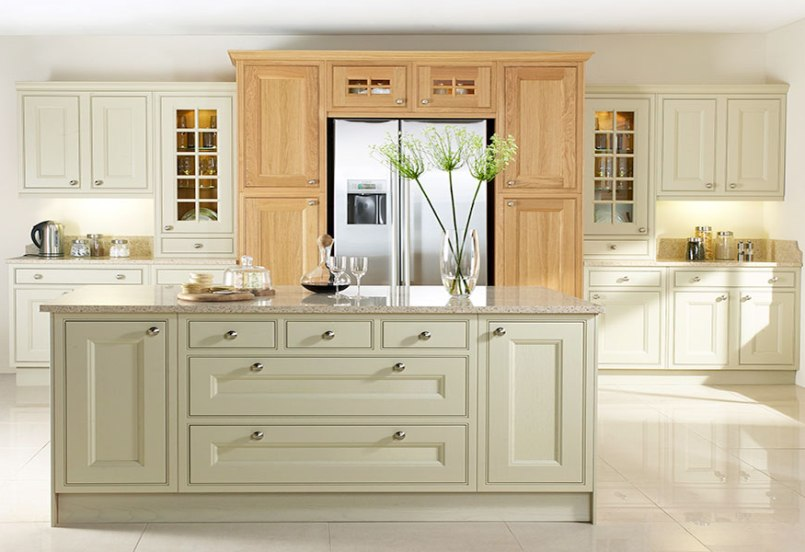 Country Kitchen Sage & Oak