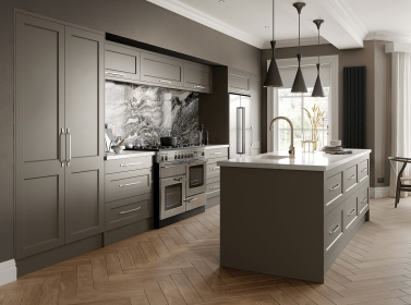 Country Kitchen Taupe