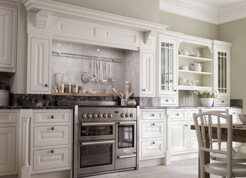 Country Kitchen White