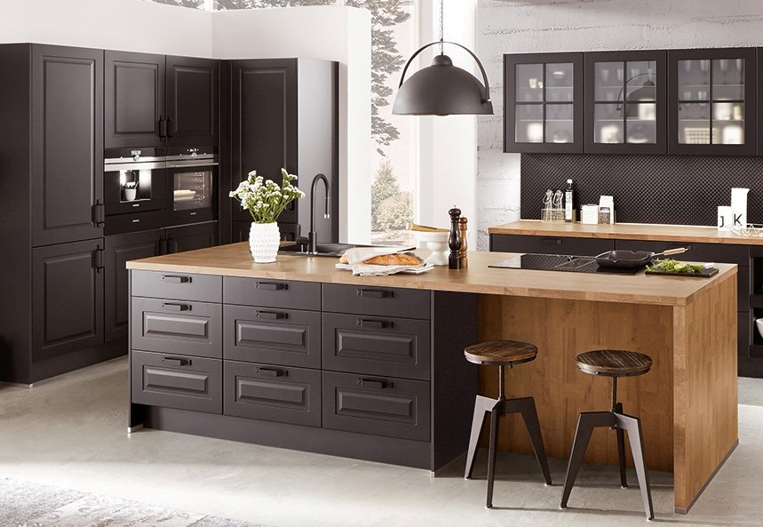 Country Kitchen Black