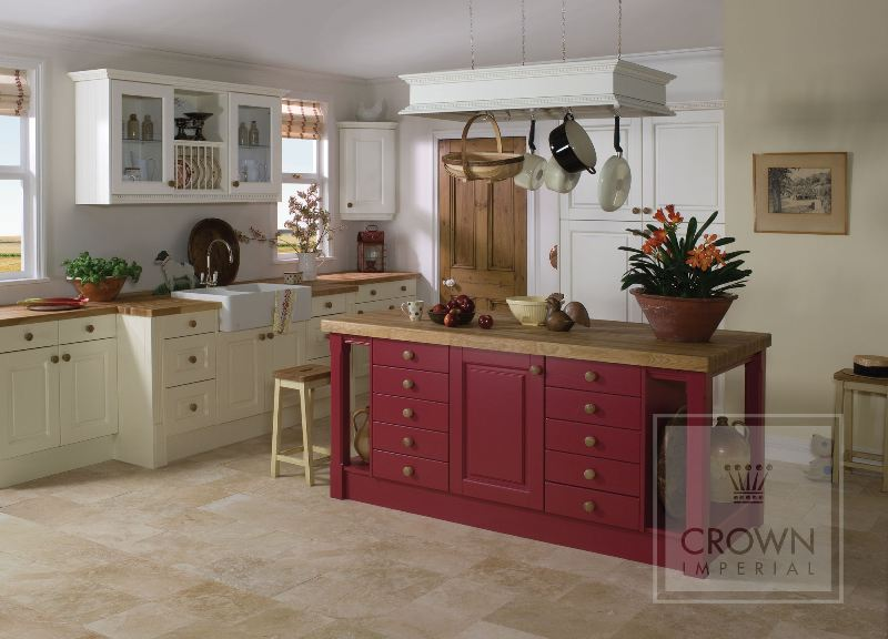 red and cream kitchens country kitchens archives kitchenfindr 851