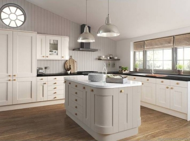Country Kitchen Stone Cream