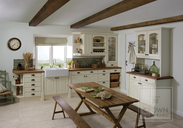 Pictures Of Country Kitchens New Country Kitchens Gallery