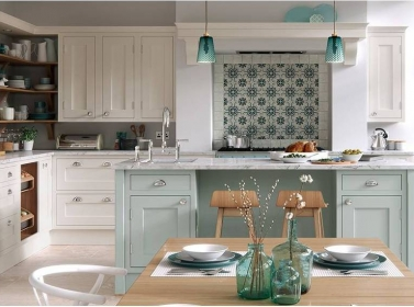Country Kitchen Mineral Calico