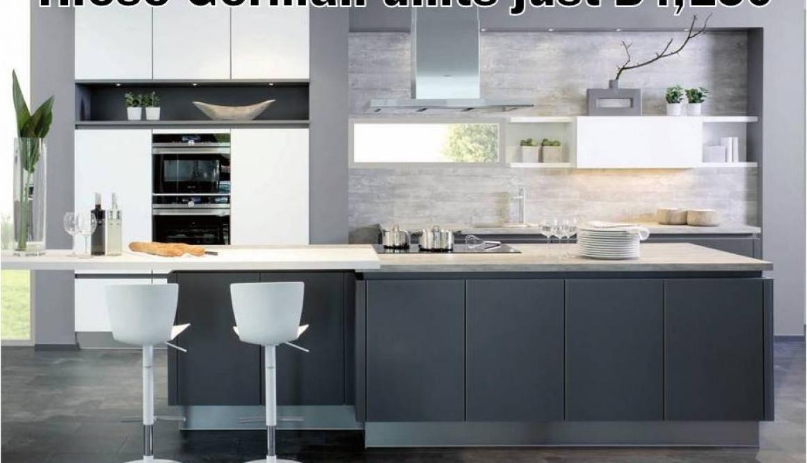 Designer Kitchen 1