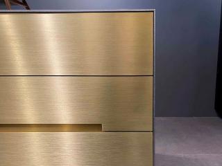 Designer Kitchen Brass