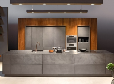 Designer Kitchen Concrete KH