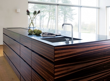 Designer Kitchen Ebony BOF
