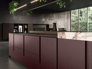 Designer Kitchen Fenix