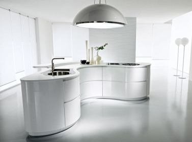Designer Kitchen Gloss