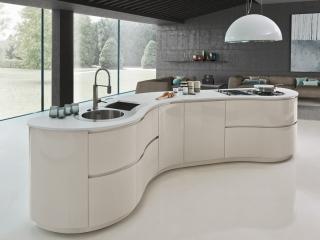 Designer Kitchen Gloss