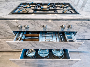Designer Kitchen Marble