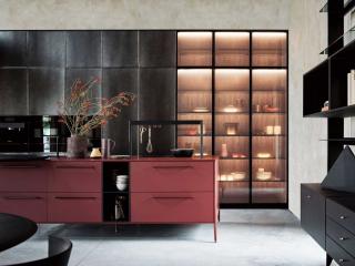 Designer Kitchen Metal