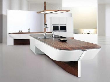 Designer Kitchen Ship