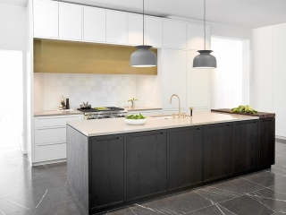Designer Kitchen Smoked Oak BOF