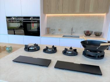 Designer Kitchen White