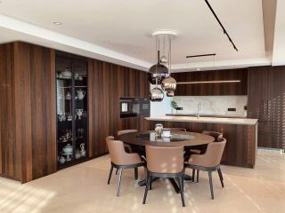 Designer Kitchen Wood