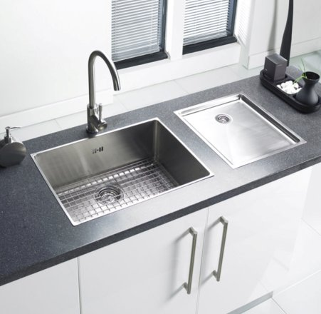 designer kitchen sinks uk 5 ways to get a designer kitchen look on a shoestring budget 170