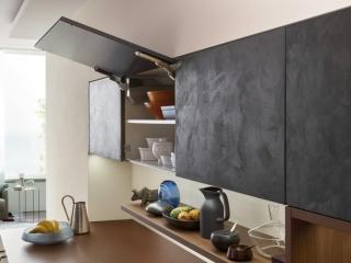 Designer Kitchen Concrete