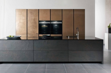 Designer Kitchen Stone Bronze