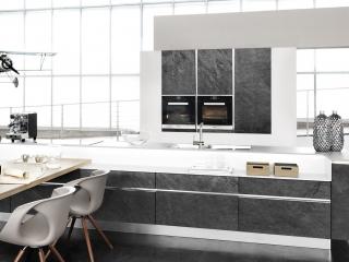 Designer Kitchen Stone Veneer 4