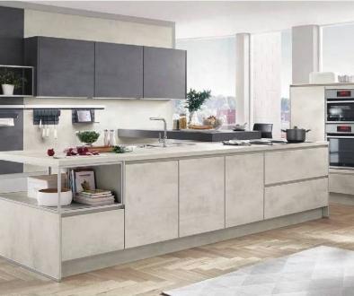 Designing a kitchen