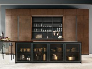 Desiner Kitchen Metal