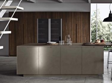 Desiner Kitchen Metallic