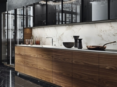 Desiner Kitchen Wood