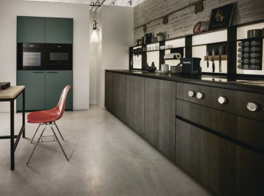 Designer Kitchen Wood